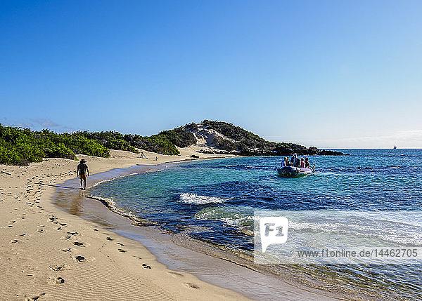 Beach in Sullivan Bay  Santiago (James) Island  Galapagos  UNESCO World Heritage Site  Ecuador  South America