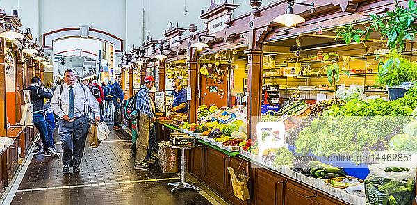 Kauppahalli market in Helsinki  Uusimaa  Finland