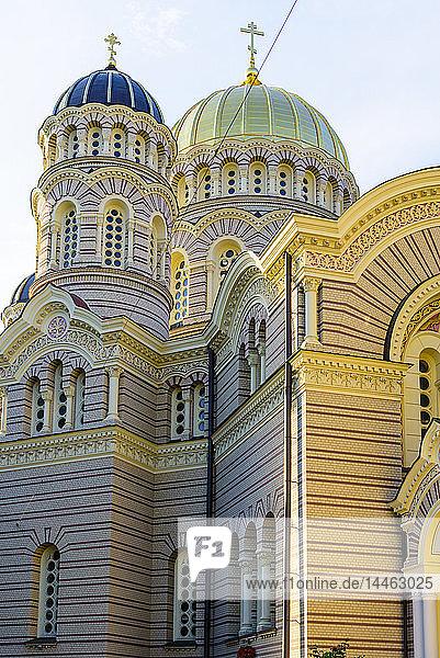 Riga Nativity of Christ Cathedral  Riga  Latvia