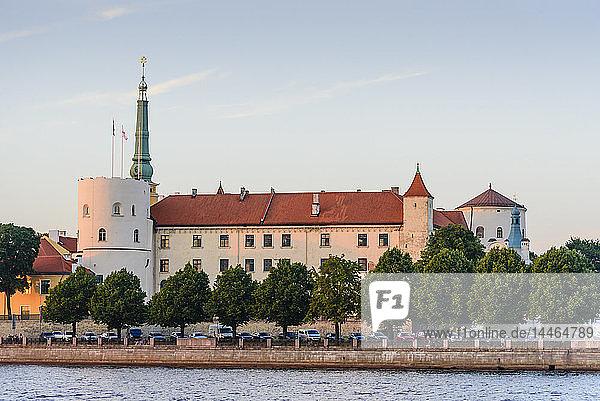 Riga Castle  Riga  Latvia