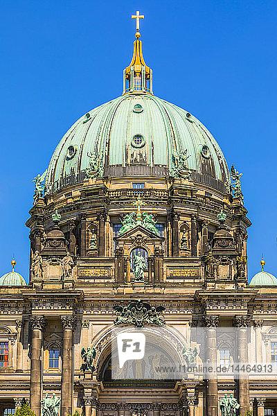 Berlin Cathedral in Berlin  Germany