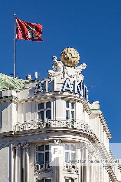 Germany  Hamburg  Hotel Atlantic