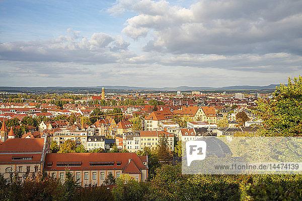 Deutschland,  Bayern,  Bamberg,  Stadtbild