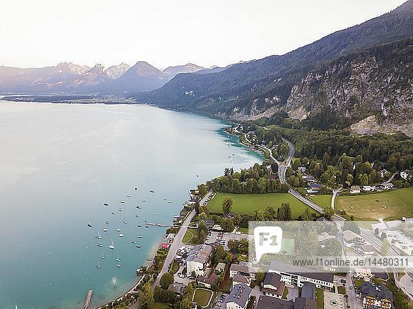 Austria  Salzburg State  Sankt Gilgen at Wolfgangsee