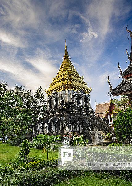 Thailand  Chiang Mai  Chedi