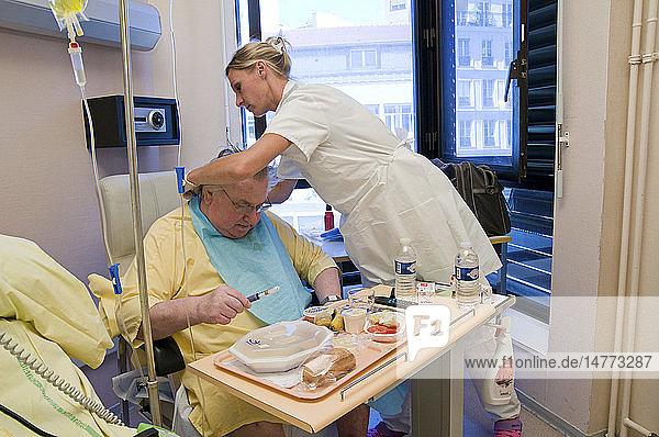 HOSPITAL DIET FOR THE ELDERLY