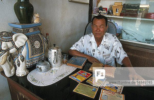 MEDICINE IN LAOS