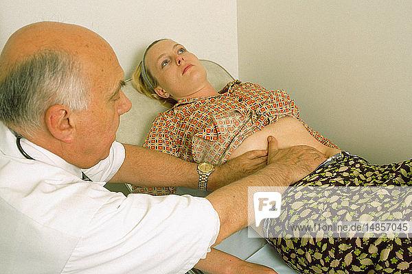 SYMPTOMATOLOGY  WOMAN