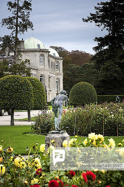 Powerscourt Estate; Enniskerry  County Wicklow  Ireland