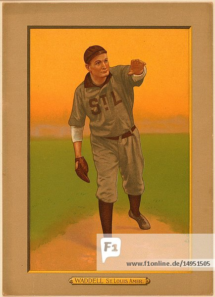 Rube Waddell  St. Louis Browns