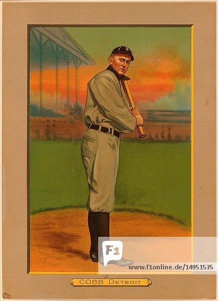 Ty Cobb,  Detroit Tigers