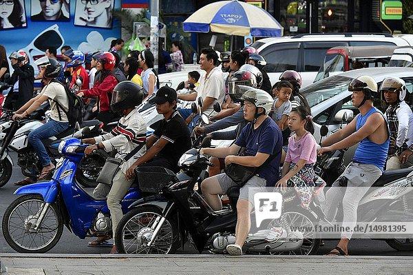 Phnom Penh  Cambodia South east Asia.