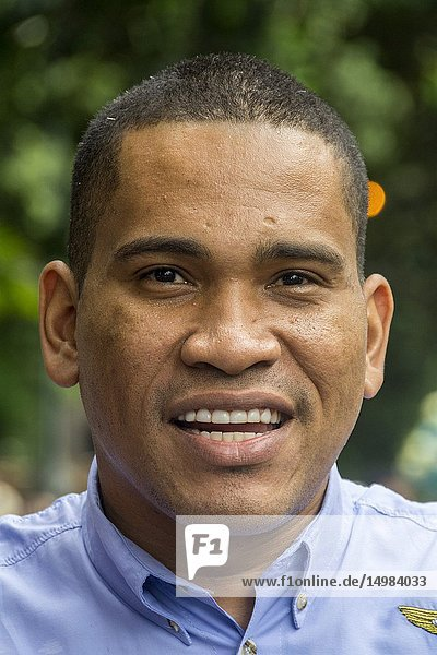 Leocenis García (Maracaibo  Venezuela  March 4  1981) politician and journalist by profession. President of the party Prociudadanos of liberal tendency. Founder of the middle 6th Power  which later would be closed later by the government.