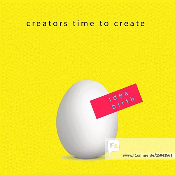 Creators Time to Create/Idea Birth  Animation