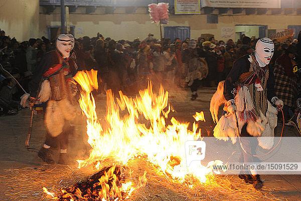 Carmel Feast  Paucartambo  Cusco  Peru  2015. Creator: Luis Rosendo.
