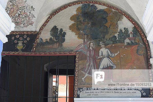 Santa Catalina Monastery  2015. Creator: Luis Rosendo.