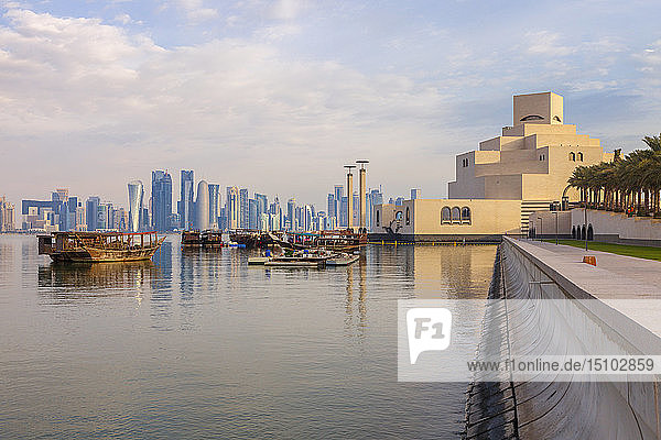 Museum of Islamic Art in Doha  Qatar