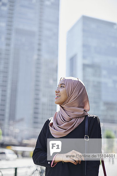 Young South-east Asian businesswoman