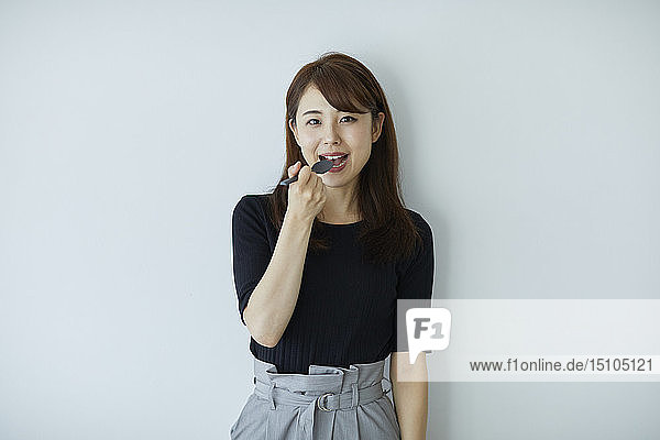 Young Japanese woman