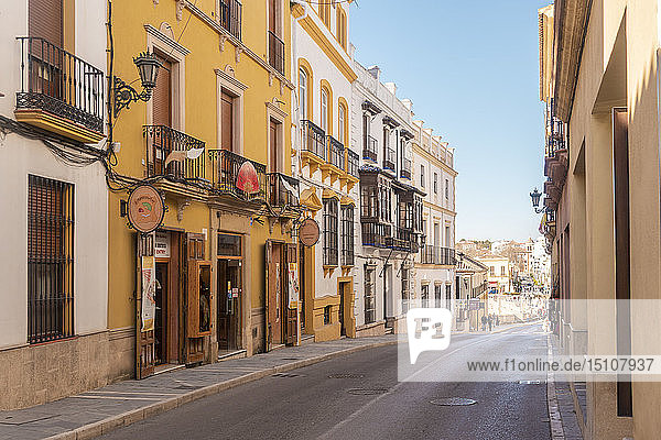 Spain  Andalusia  Province Malaga  Ronda