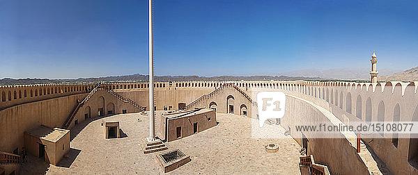 Tower of the Fort  Nizwa  Oman