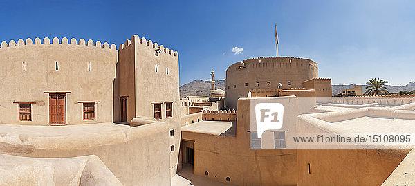 Fort  Nizwa  Oman