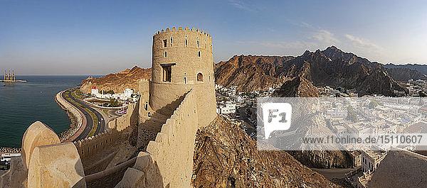 Fort Matrah  Matrah  Muscat  Oman
