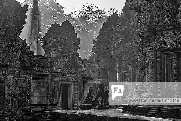 Banteay-Srei-Tempel  Angkor  Siem Reap  Kambodscha