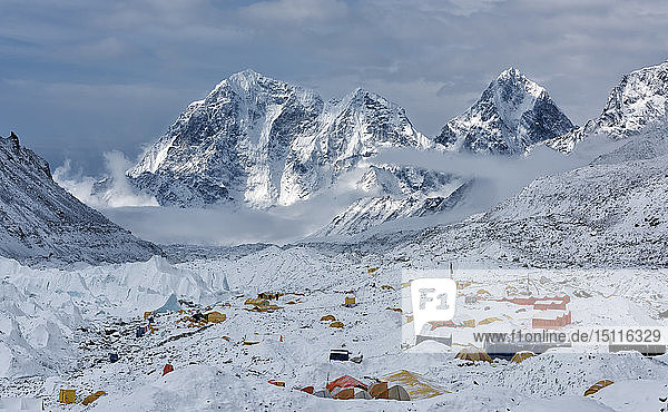 Nepal  Solo Khumbu  Everest Base Camp