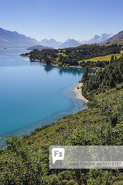Wakaipu-See  bei Queenstown  Südinsel  Neuseeland