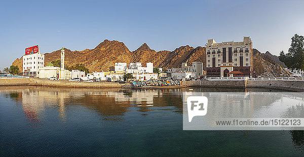 Fischereihafen  Matrah  Muscat  Oman