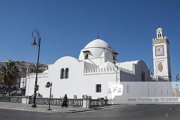 Grand Mosque (Djamaa el Kebir)  Algiers  Algeria  North Africa  Africa