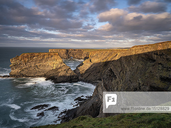 Loop Head  County Clare  Munster  Republic of Ireland  Europe