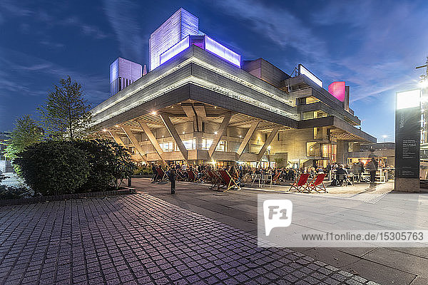 London National Theatre  London  UK