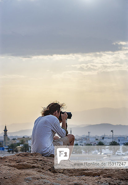 Fotograf  der Sur  Oman fotografiert
