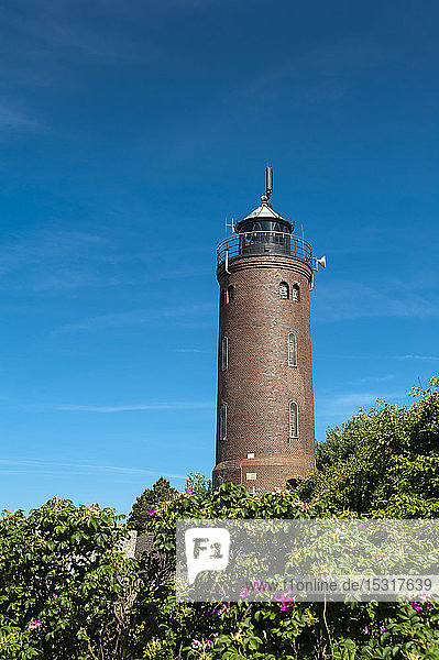 Deutschland  Schleswig-Holstein  Sankt Peter-Ording  Leuchtturm in Sankt Peter-Böhl