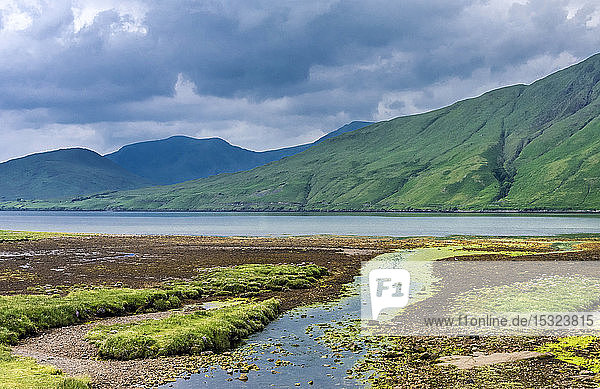 Republic of Ireland  County Mayo  The Fjord of Killary