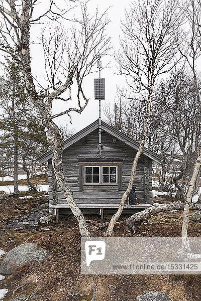 Hütte in Dalarna  Schweden