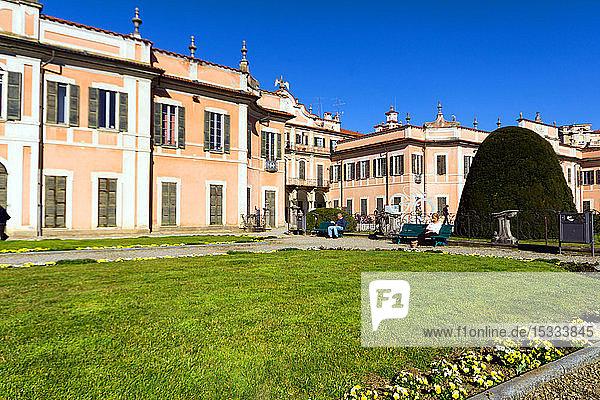 Italy  Lombardy  Varese  Palazzo Estense