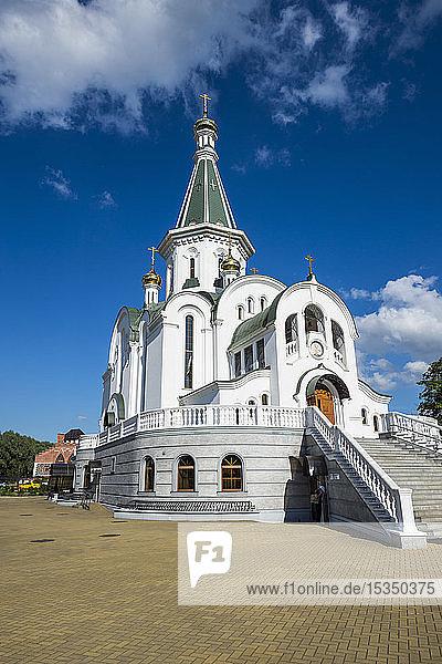 Church of Alexander Nevsky  Kaliningrad  Russia  Europe