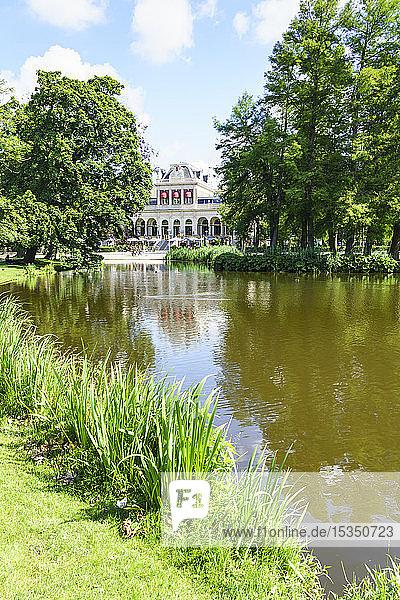 Vondel Park  Amsterdam  North Holland  The Netherlands  Europe