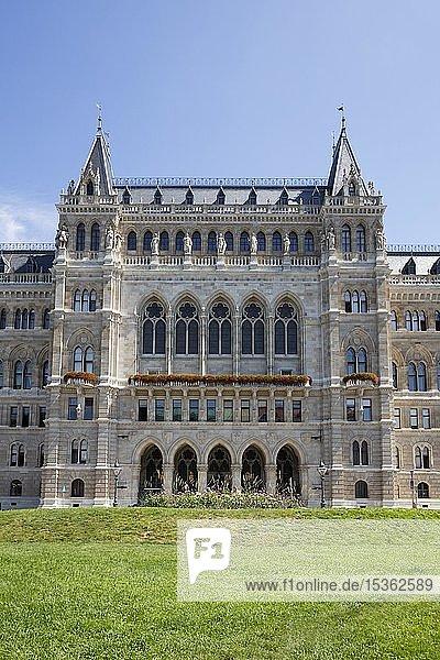 Rathaus  Wien  Österreich  Europa