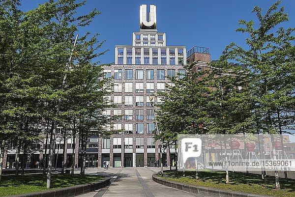 Dortmunder U  Zentrum für Kunst und Kreativität  Museum  Dortmund  Nordrhein-Westfalen  Deutschland  Europa