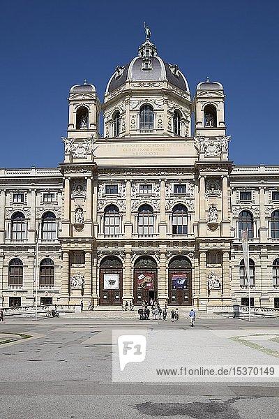 Naturhistorisches Museum  Wien  Österreich  Europa