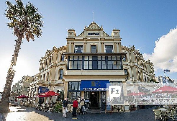 The Esplanade Hotel  Devonport  Auckland  Nordinsel  Neuseeland  Ozeanien