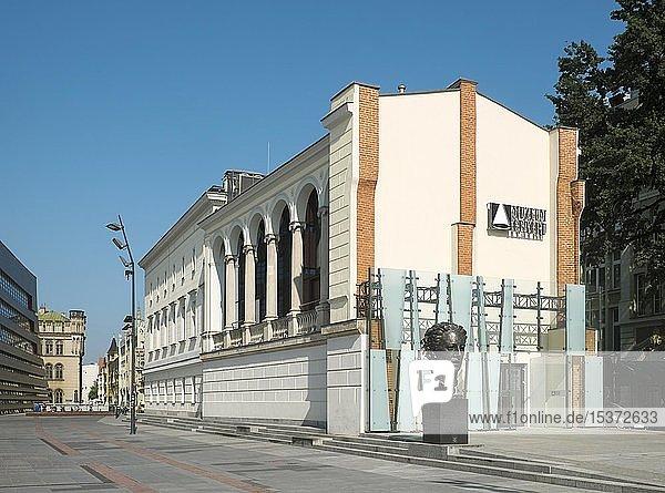 Theatermuseum  Breslau  Polen  Europa