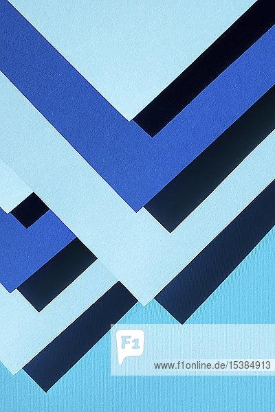 Blauer abstrakter Hintergrund und Textur