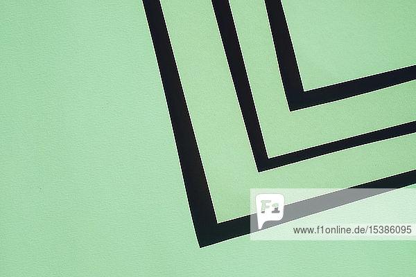 Grüner abstrakter Hintergrund und Textur