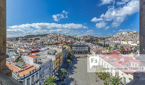 Spanien  Kanarische Inseln  Gran Canaria  Las Palmas  Plaza de Santa Ana