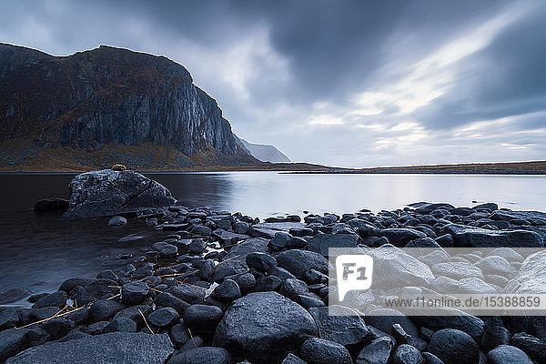 Norwegen  Lofoten  Eggum